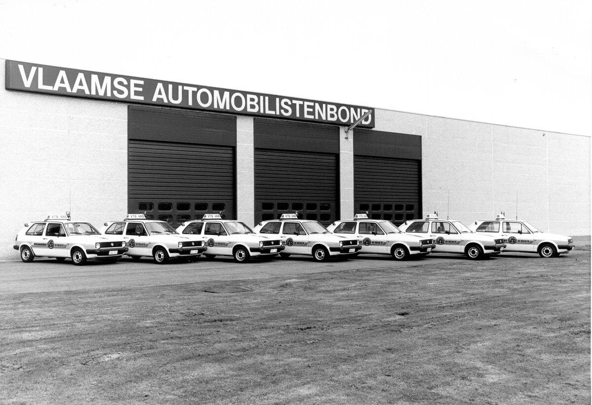 VW Golf wegenwacht