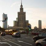 Paleis van Cultuur en Wetenschap in Warschau