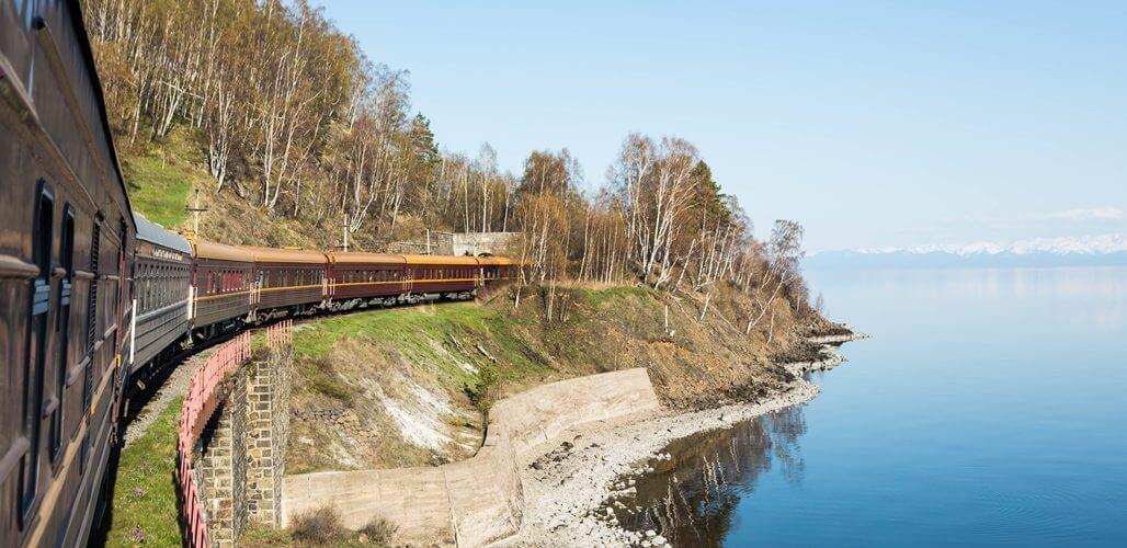 Treinreis Transiberische Express
