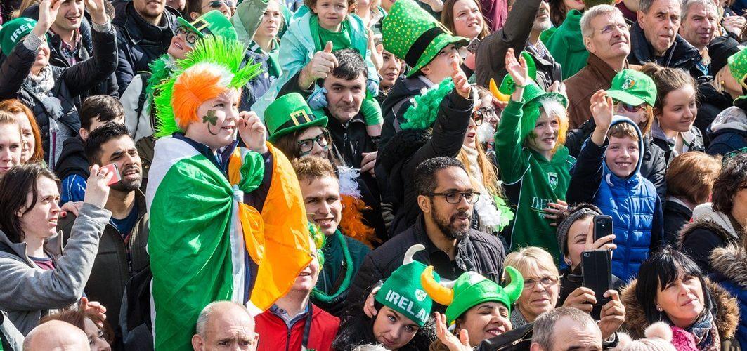 Dublin St Patrick's Day parade