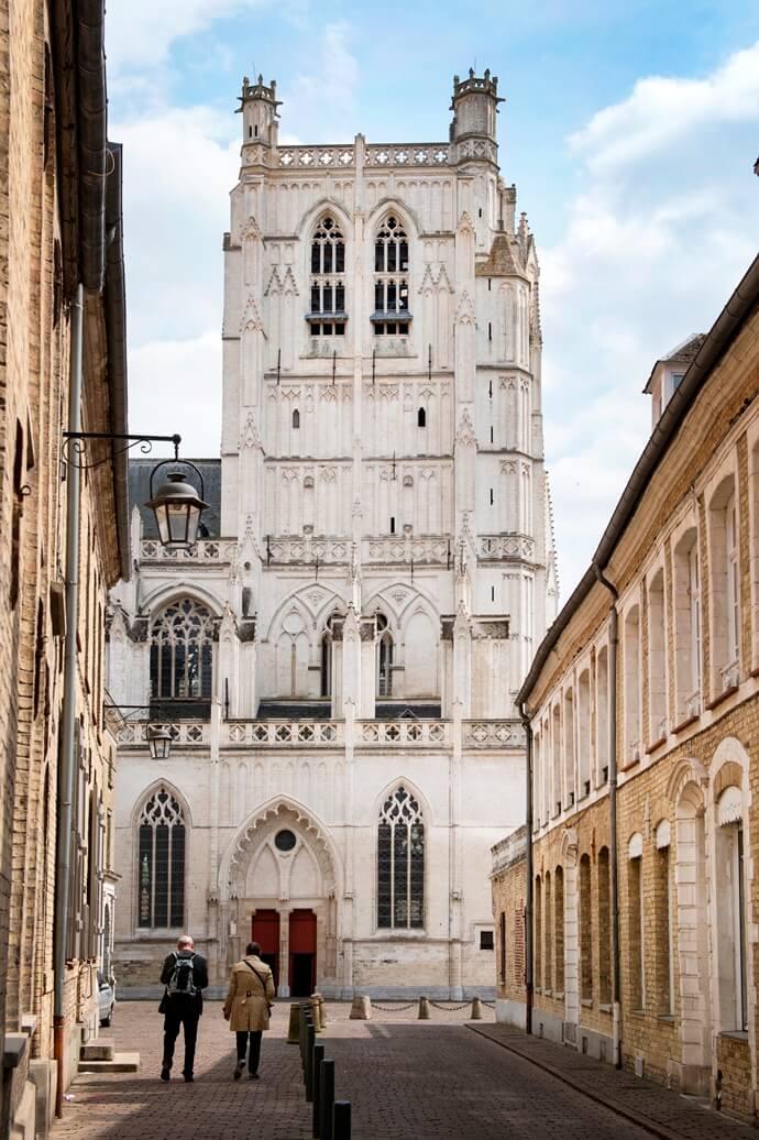 Notre Dame Sint-Omaars