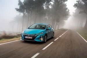 Autotest Toyota Prius plug-in Hybride