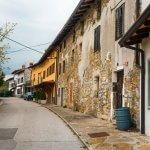 Straatje in Smartno, Slovenië