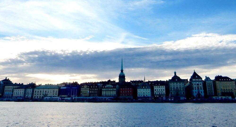 Skyline Stockholm
