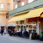 Eten in Stockholm