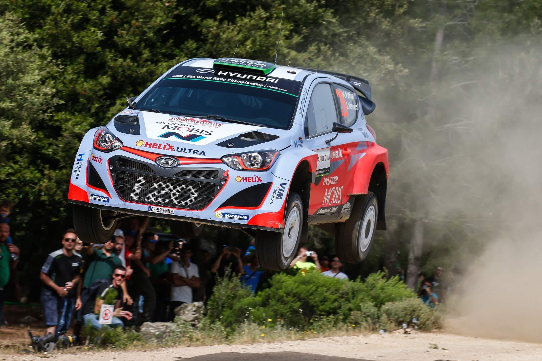 Rally Hyundai