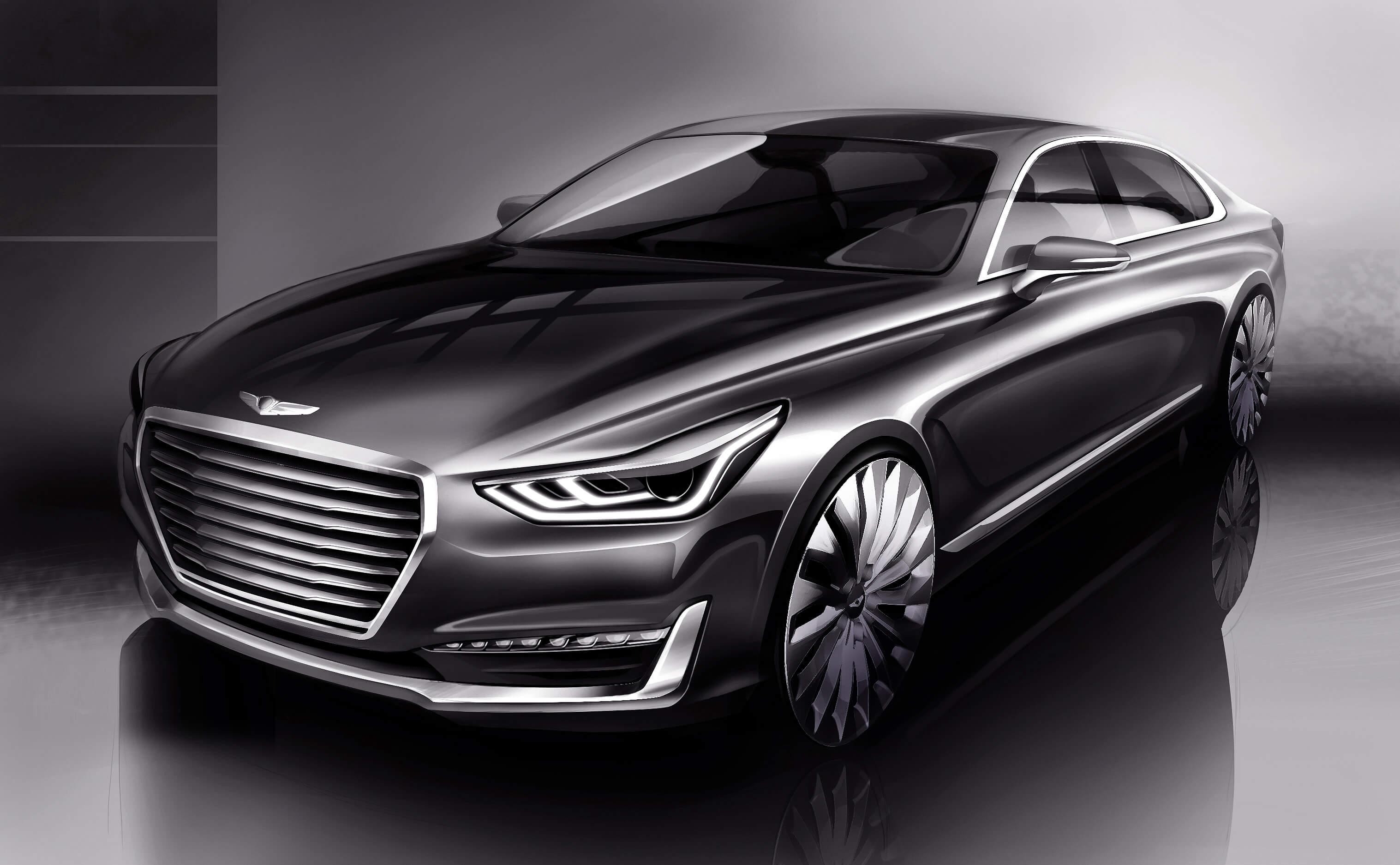 Luxemerk van Hyundai