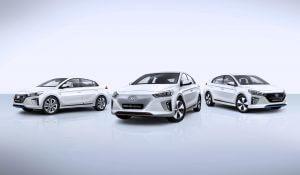 Alternatieve aandrijving Hyundai