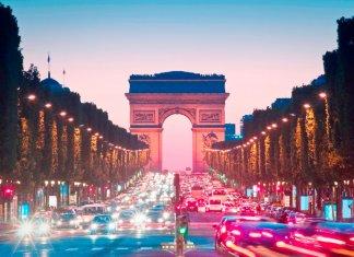 Parijs milieuvignet