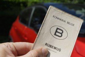 Ruil oud rijbewijs in