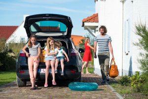 tips op reis met kids