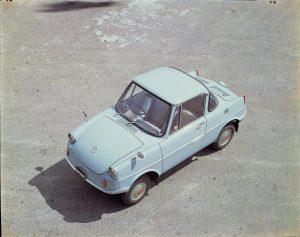 Opstart van Mazda