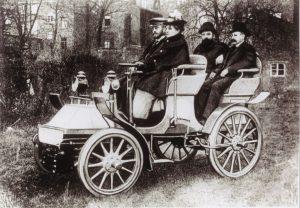 Audi Geschiedenis August Horch Phaeton