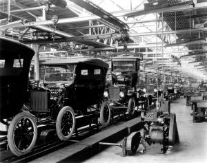Ford Geschiedenis Model T