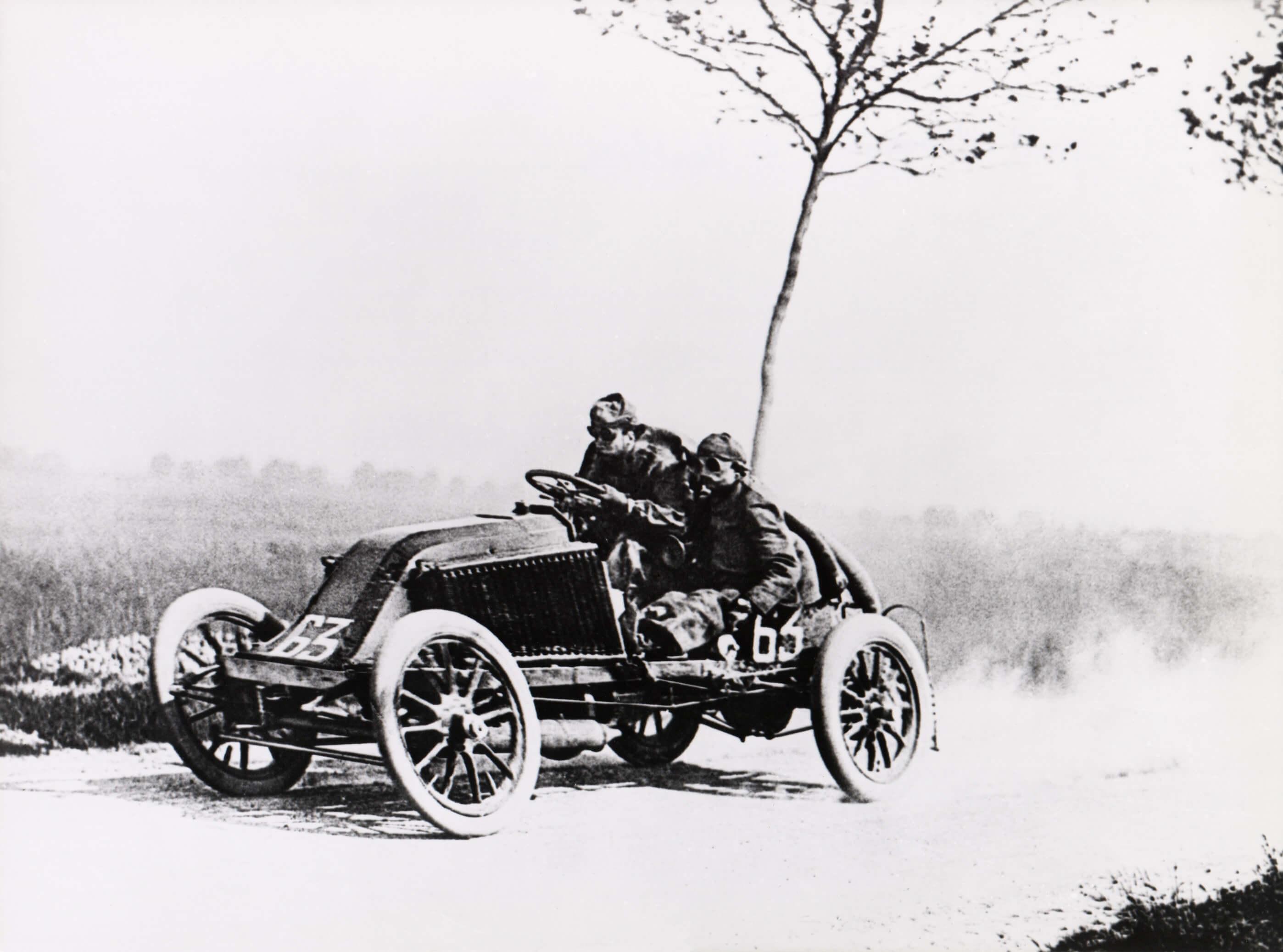 Renault Geschiedenis Marcel