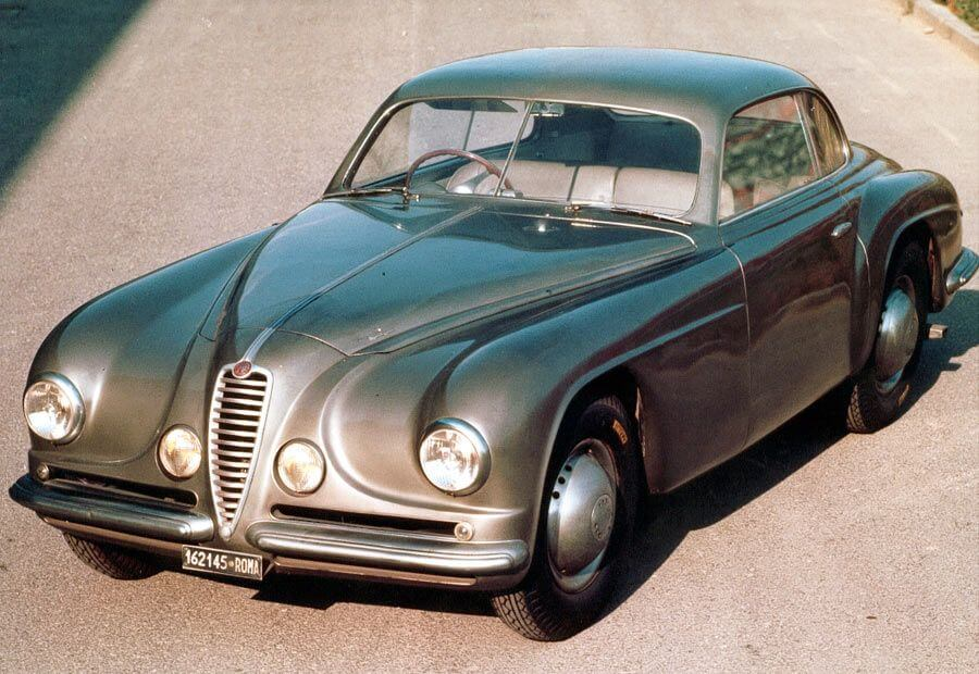 Alfa Romeo Geschiedenis 6c 2500 Villa dEste