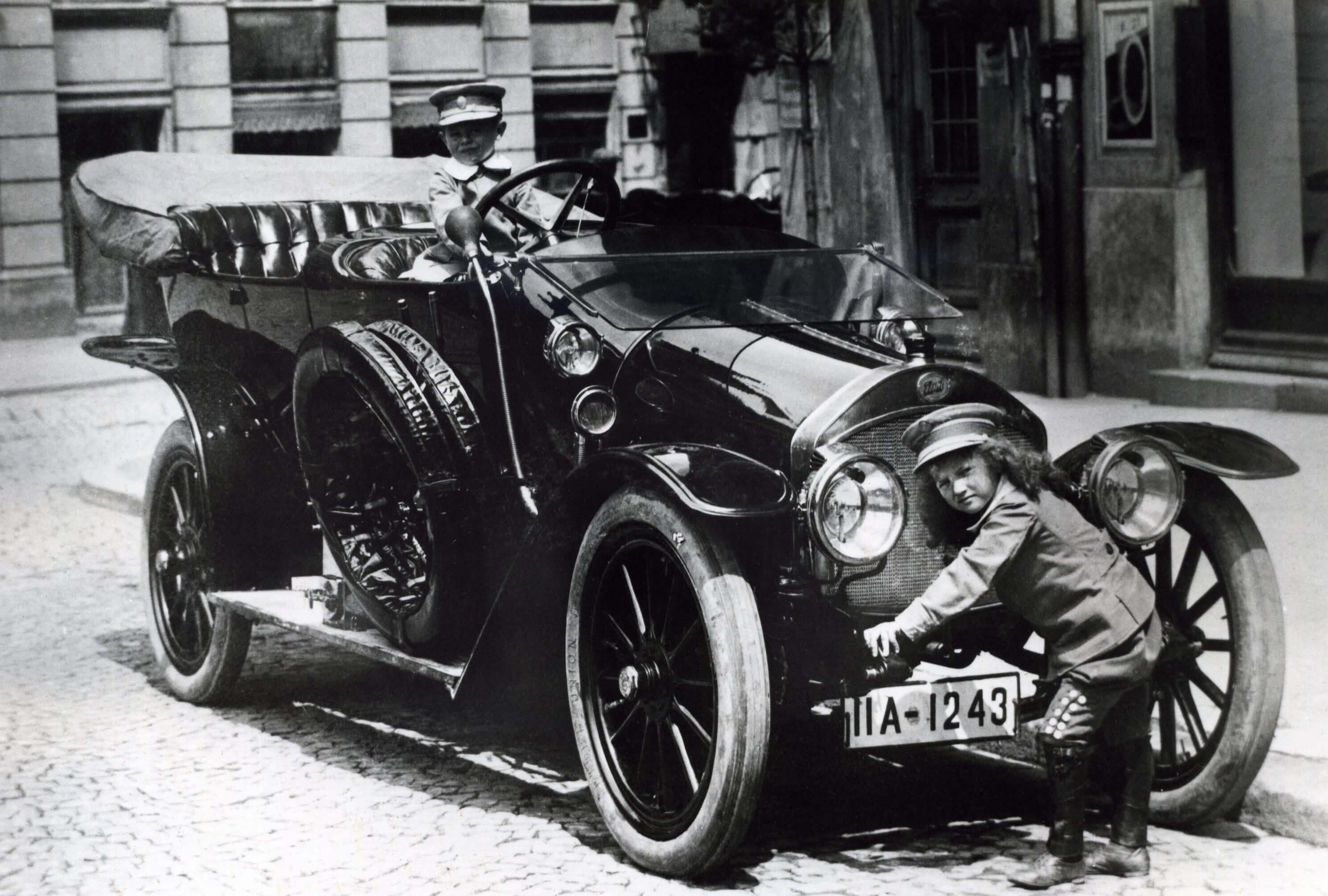 Audi Geschiedenis Type A