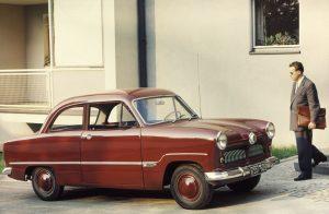 Ford Geschiedenis 12 M