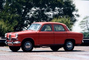 Alfa Romeo Geschiedenis