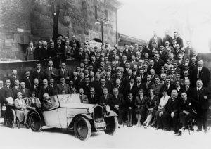 Audi Geschiedenis DKW