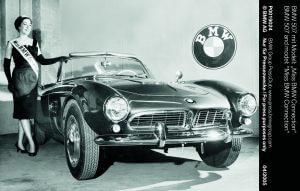 BMW Geschiedenis 507