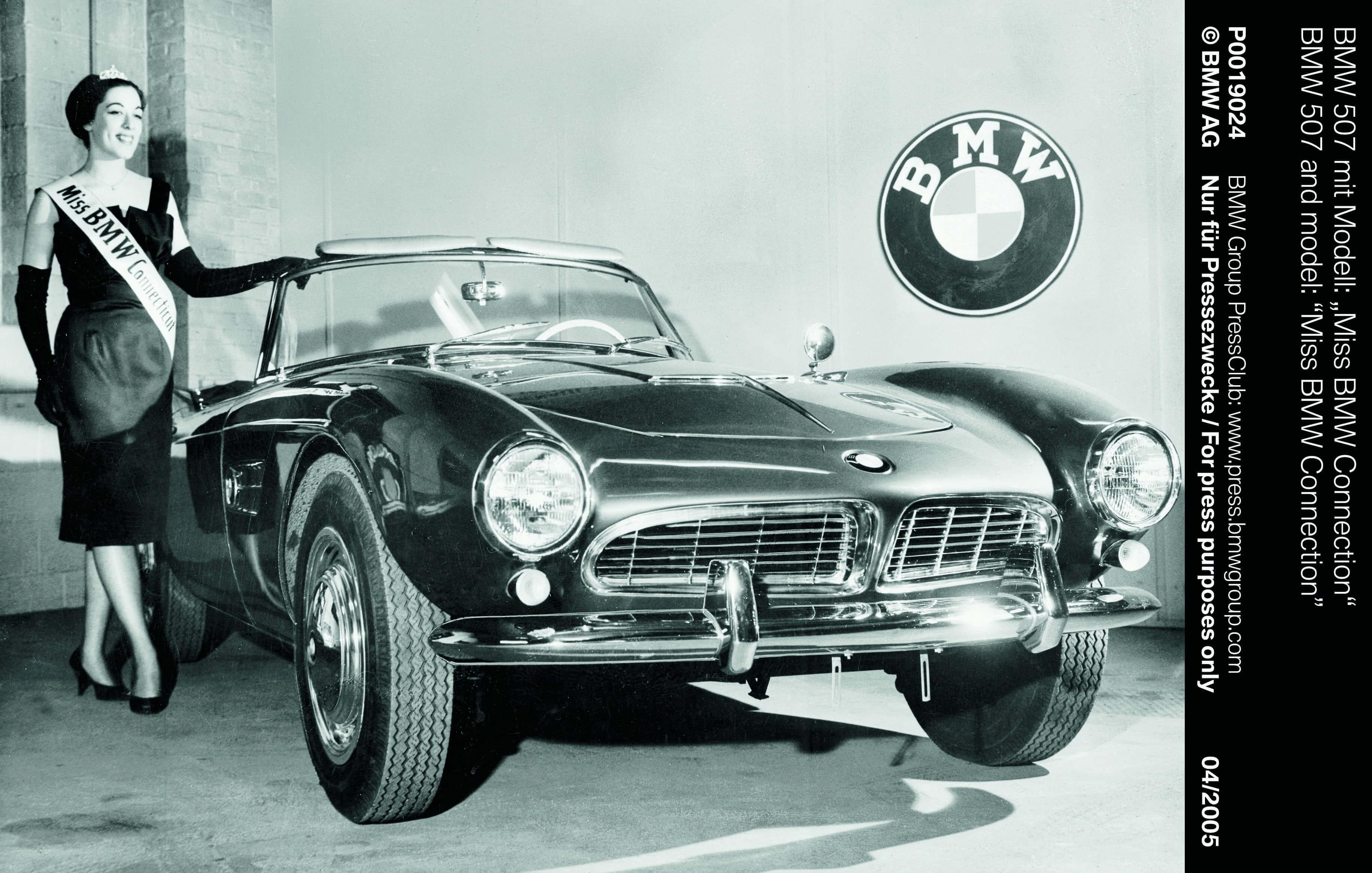 BMW Geschiedenis 100 jaar