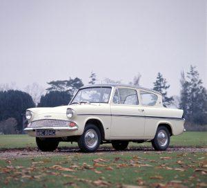 Ford Geschiedenis Anglia