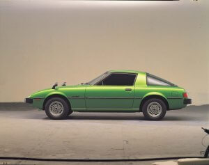 Nieuwe Mazda RX-7