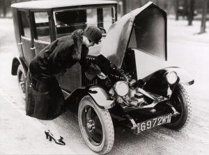 Renault Geschiedenis Oliepijl