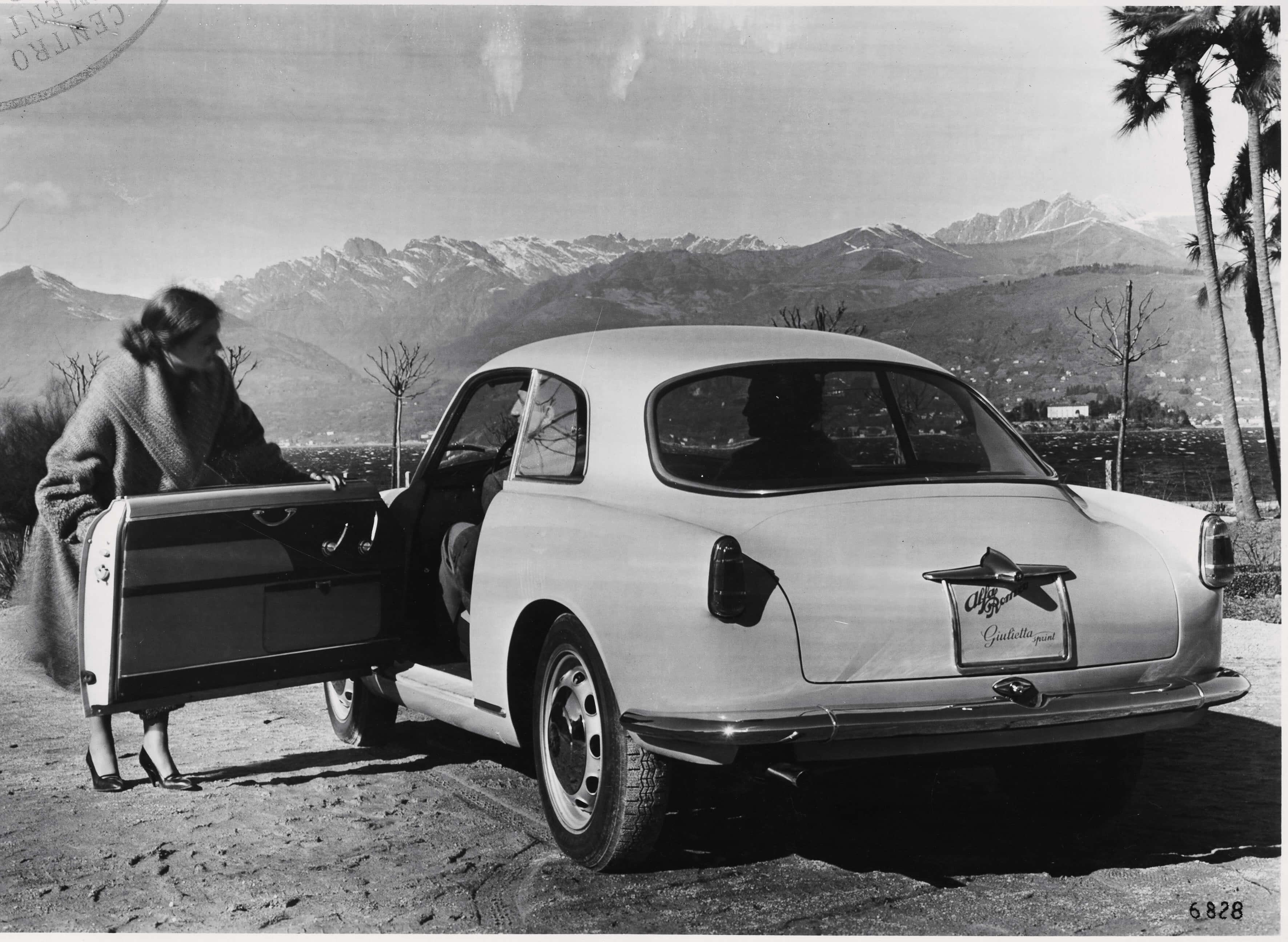 Alfa Romeo Geschiedenis Giulietta