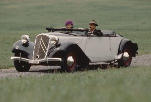 Citroën Traction Avant cabrio