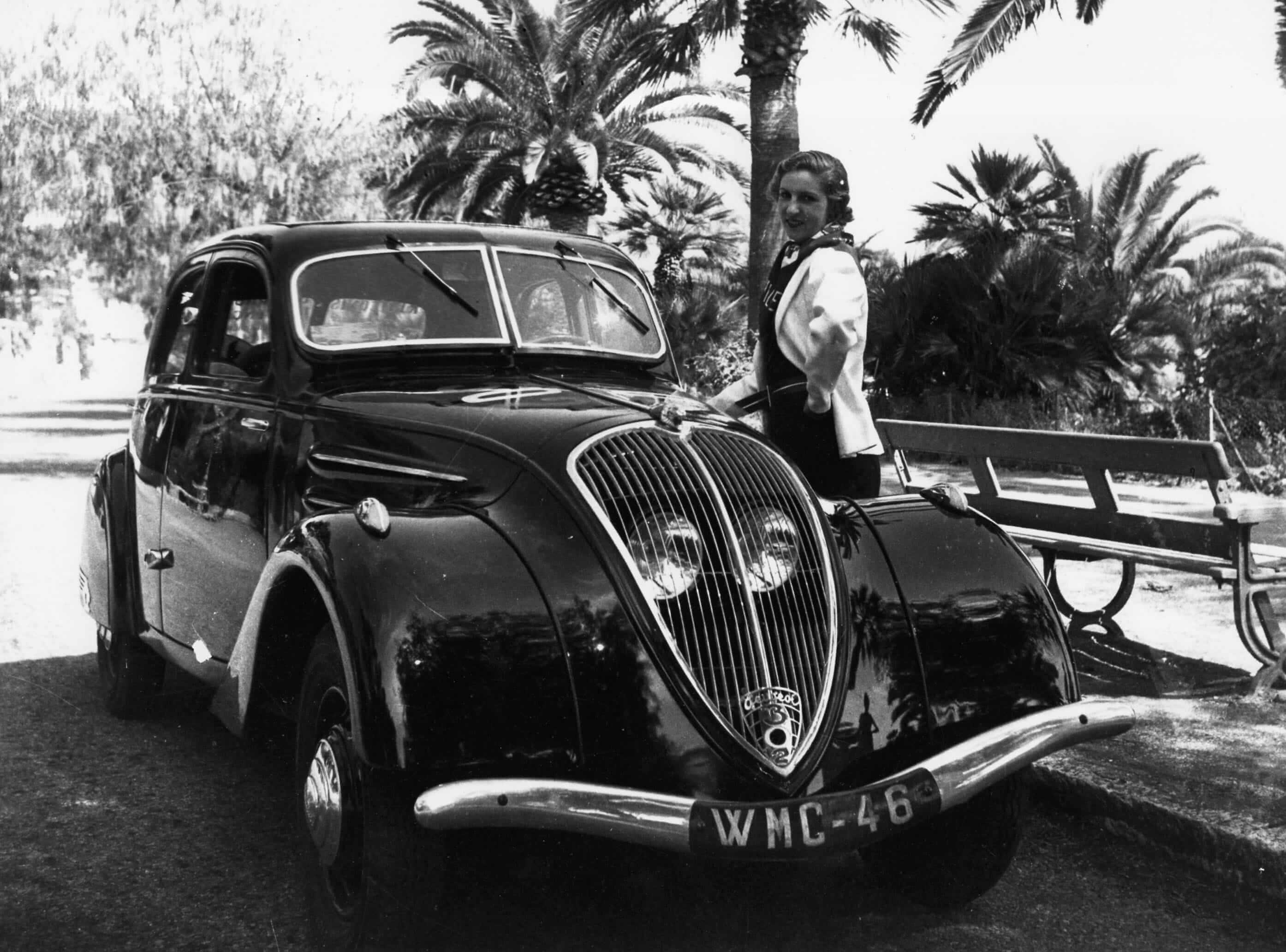 Historiek van Peugeot