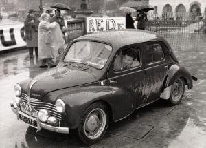 Renault Geschiedenis 4CV