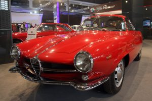 Alfa Romeo Geschiedenis Giulia SS