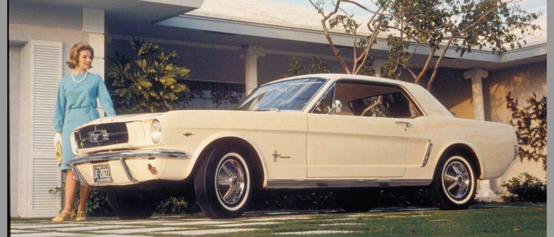 Ford Geschiedenis