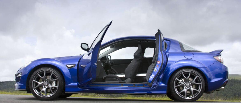 Sportieve Mazda RX-8