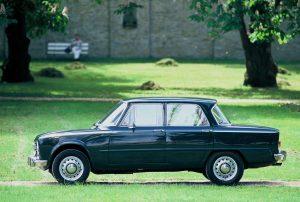 Alfa Romeo Geschiedenis Giulia