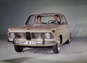 BMW Geschiedenis 1500 1800