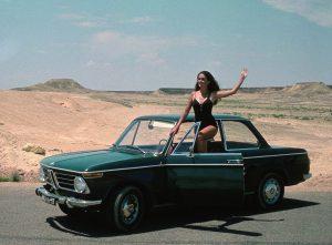 BMW Geschiedenis 2002