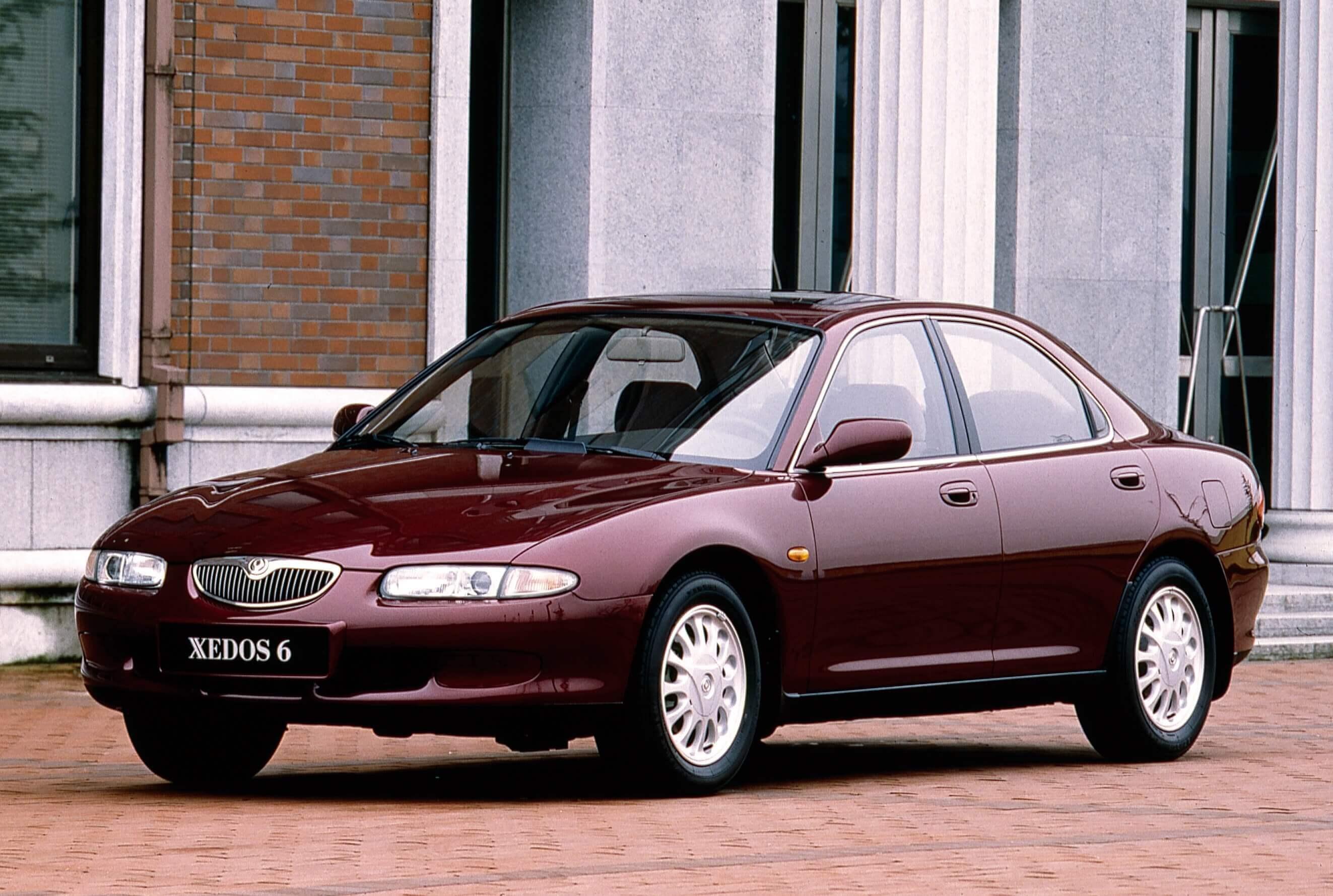 Opstart Mazda