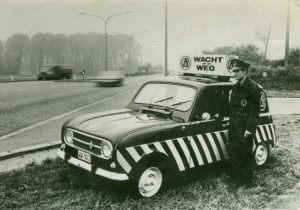 Renault Geschiedenis VAB wegenwacht