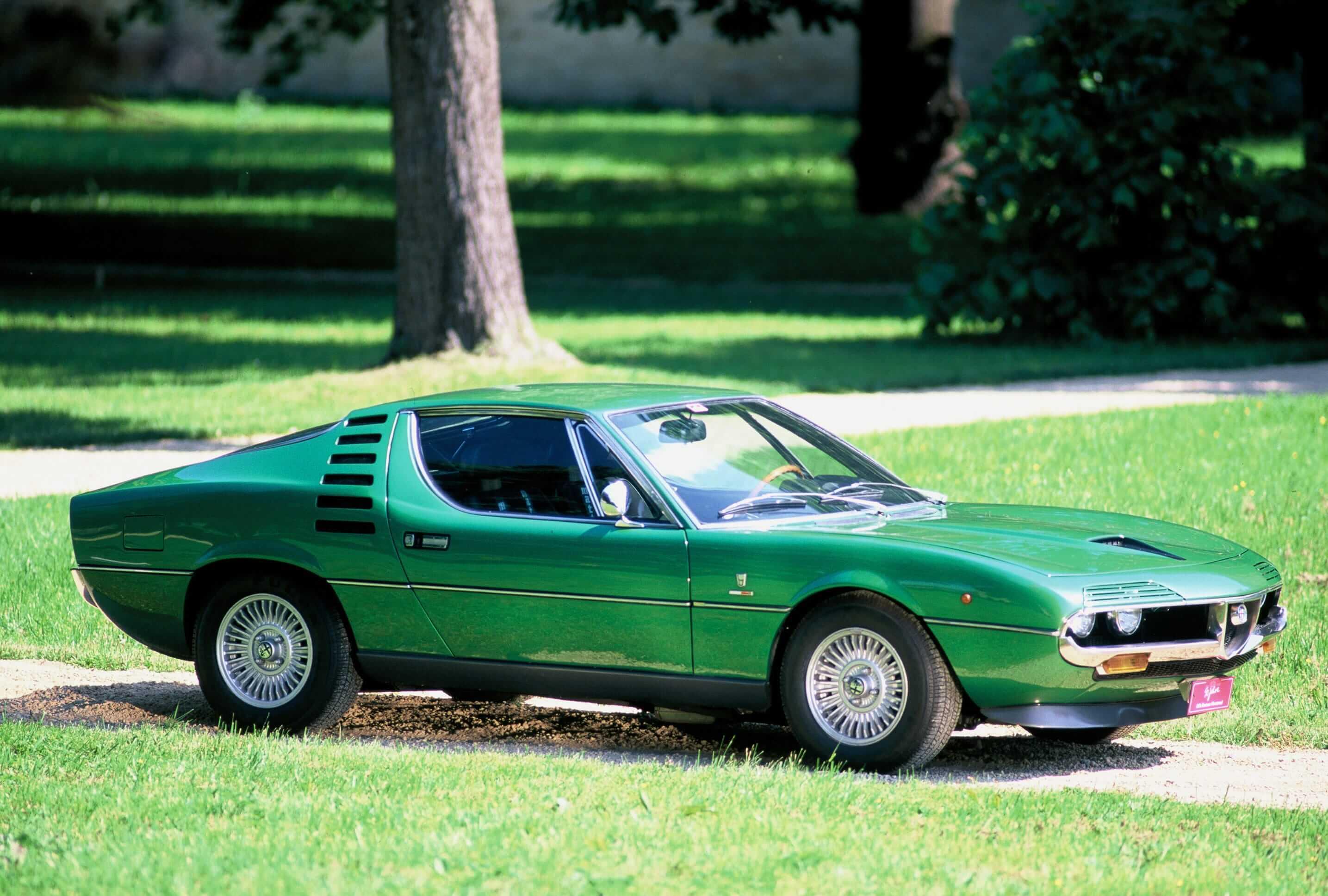 Alfa Romeo Geschiedenis Montreal