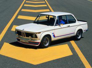 BMW Geschiedenis 2002 turbo