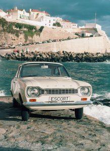 Ford Geschiedenis Escort