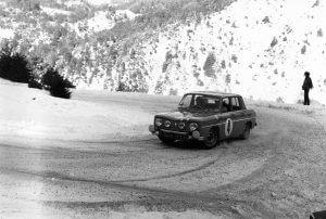 Renault Geschiedenis 8 Gordini