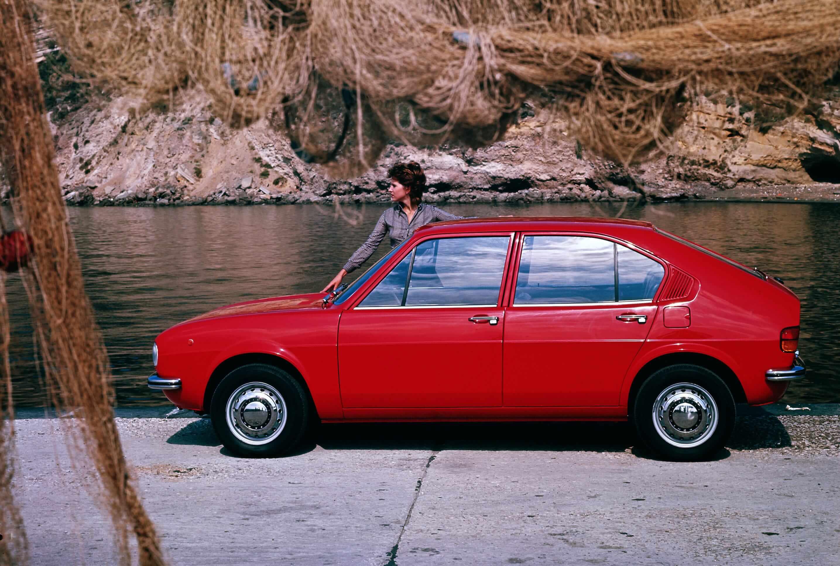 Alfa Romeo Geschiedenis Alfasud