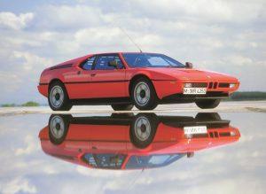 BMW Geschiedenis M1