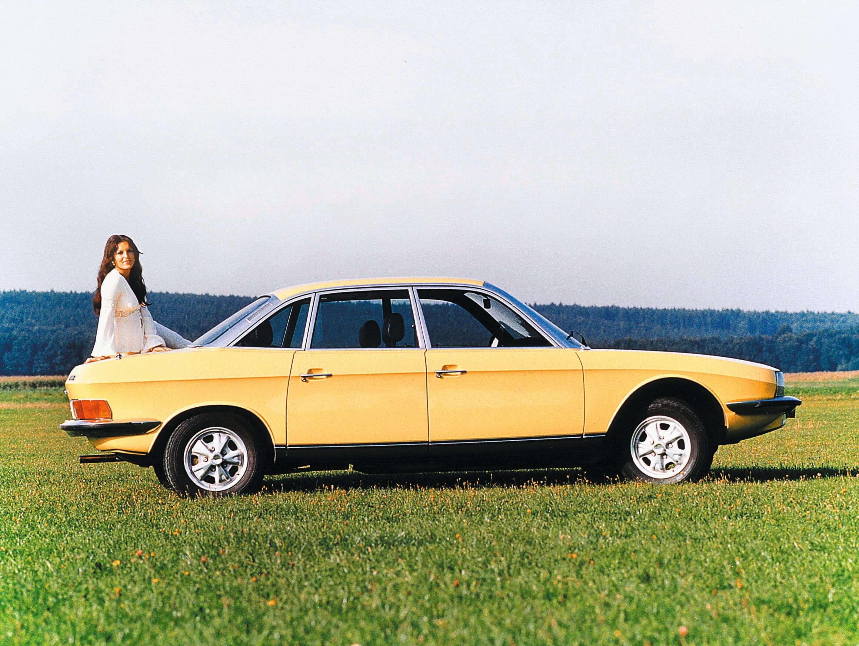 Audi Geschiedenis NSU