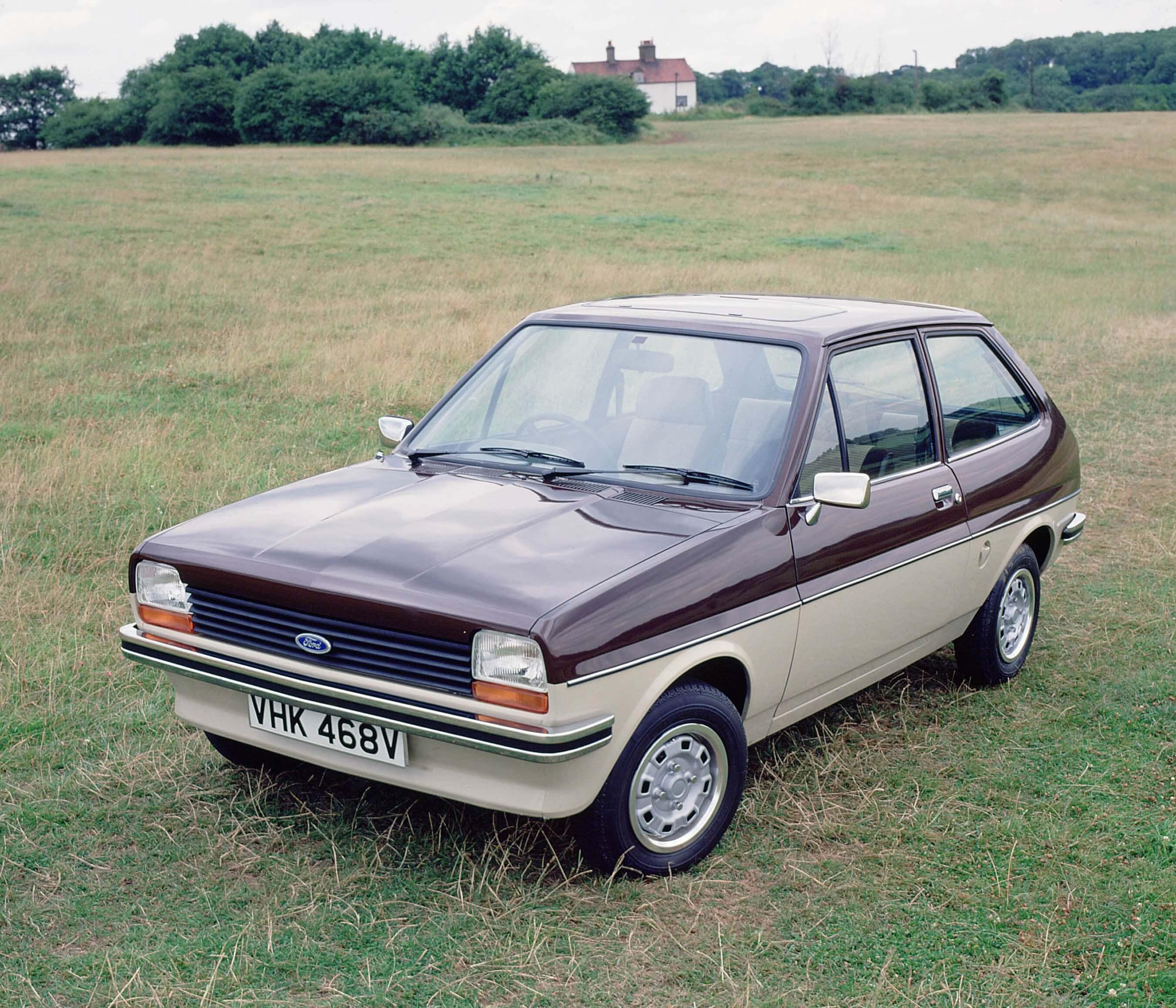 Ford Geschiedenis Fiesta