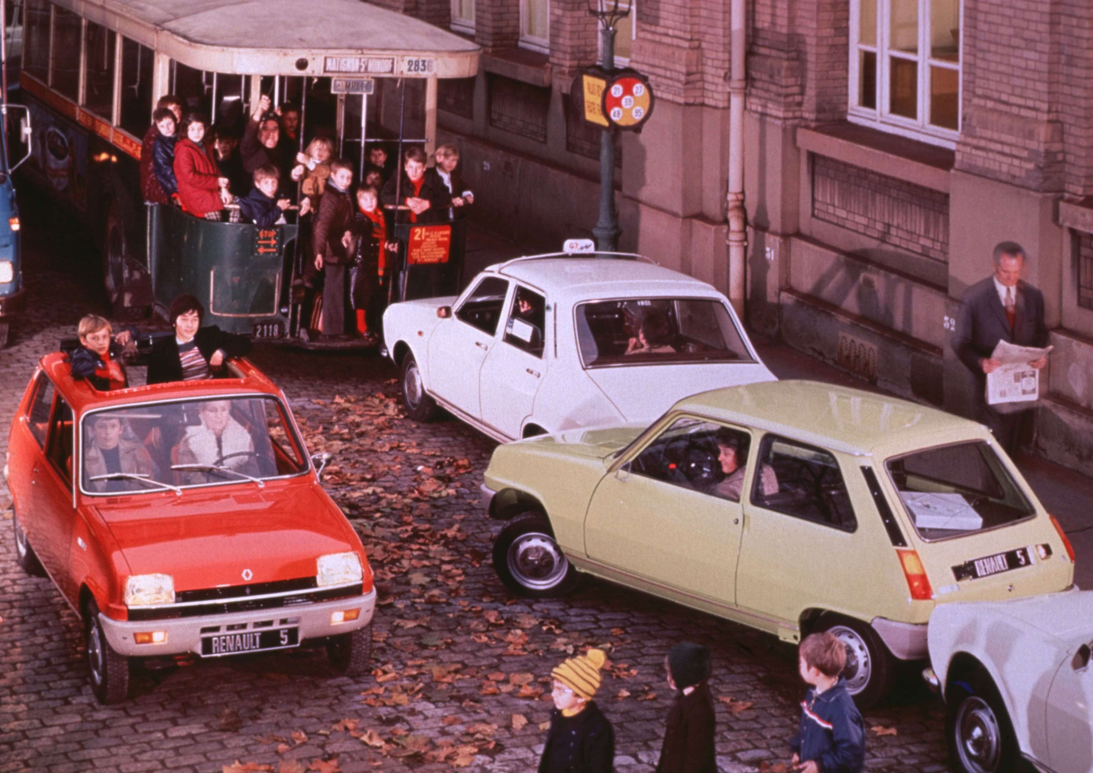 Renault Geschiedenis 5